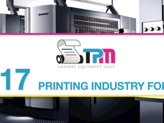 2018 Printing Industry Trends