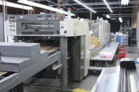 2006 Komori LS629+CX printing press for sale